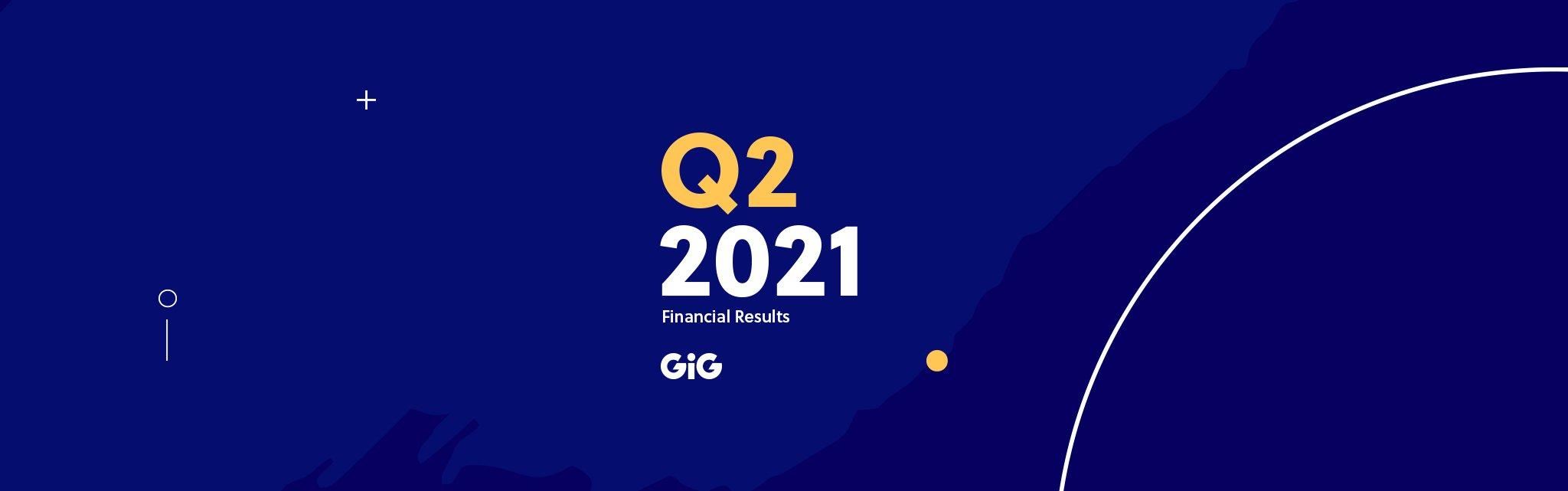 GiG Q2 2021