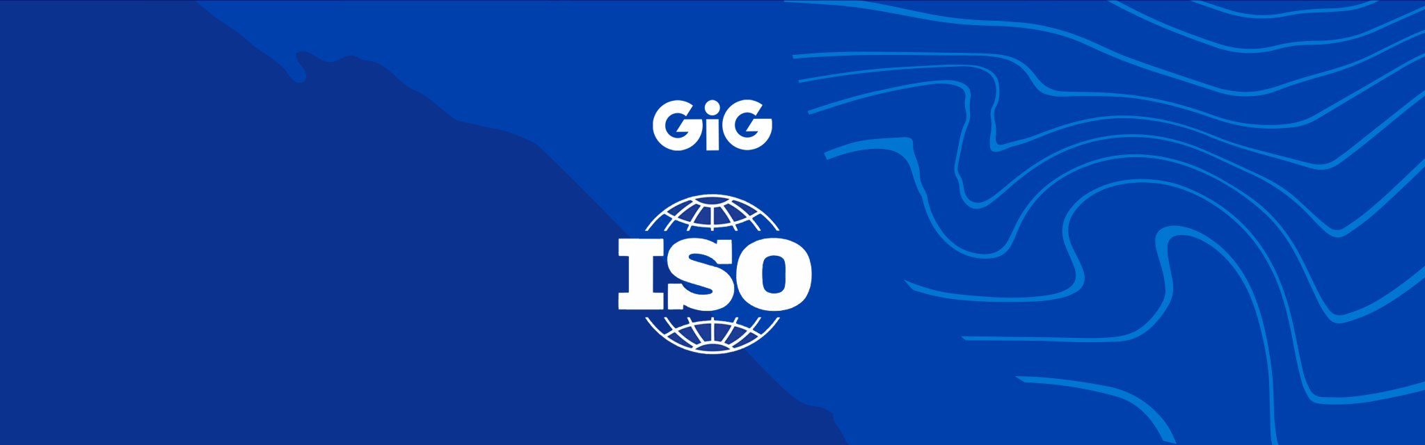 GiG ISO certification